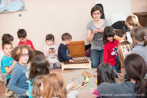 laboratori per bambini