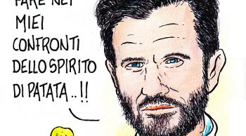 """""""Più fumetto che arrosto"""" – Incontro con Danilo Paparelli"""
