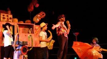 Incontri nel Parco – I 4 musicanti di Brema