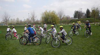 ABiCi LAB – In bicicletta al Parco fluviale! (6-12 anni)
