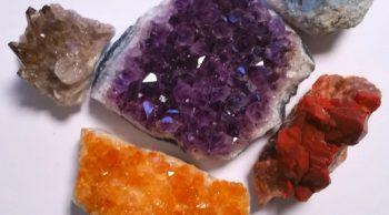 La luce della vita: i cristalli