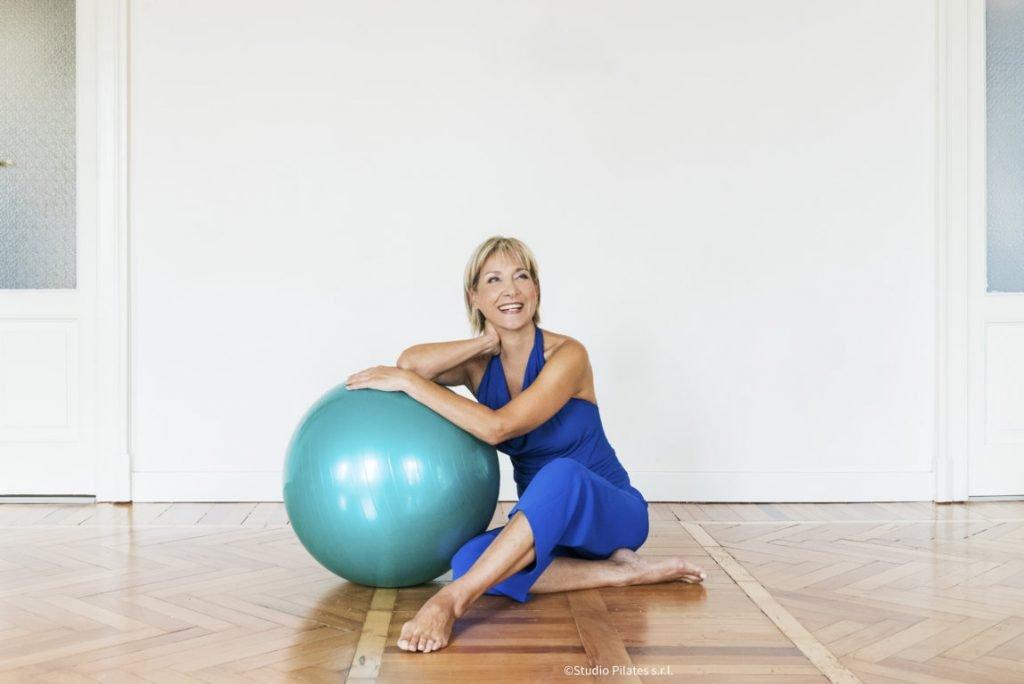 Anna Maria Cova, guru del Pilates a livello mondiale, con noi a Cuneo