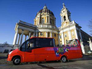 Bus panoramico Cuneo 1
