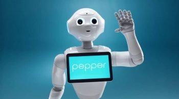 Conosciamo il robot PEPPER