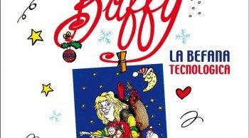 Baffy la Befana tecnologica –  Solidarietà e tecnologia, un binomio vincente