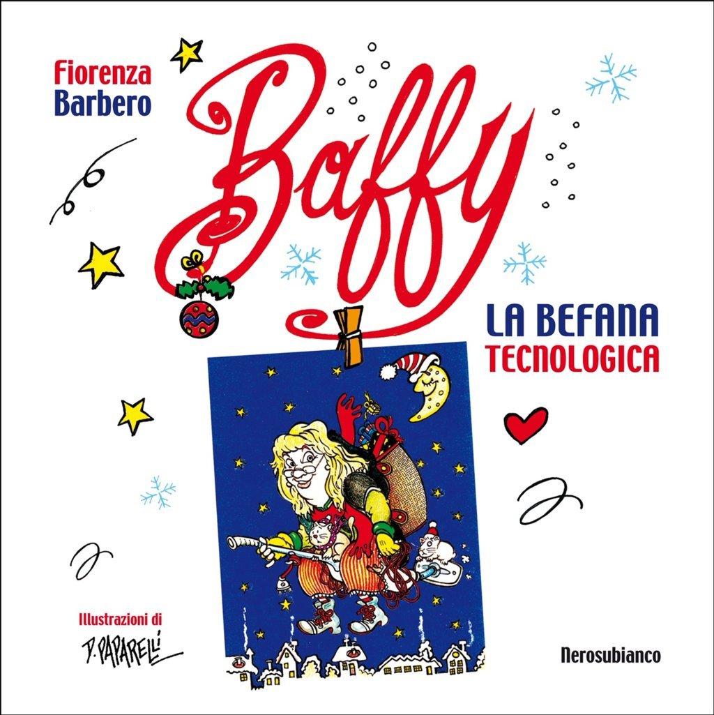 Copertina libro Baffy