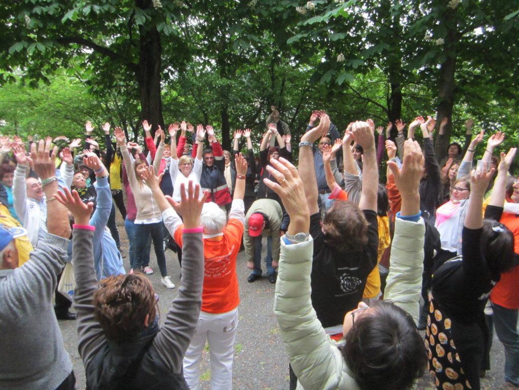 Yoga della Risata L'Orto delle Arti 1